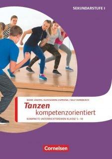 Buchcover: Tanzende Schülerinnen und Schüler