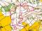 Orientierungslauf – Lesen der Karte: Linien-OL (F2 bis E1)