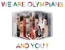 "Immagine del programma ""We are olympians and you""?"