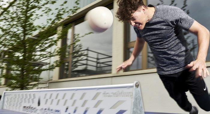 Coole Ballspiele – Headis: Ein Spiel mit Köpfchen