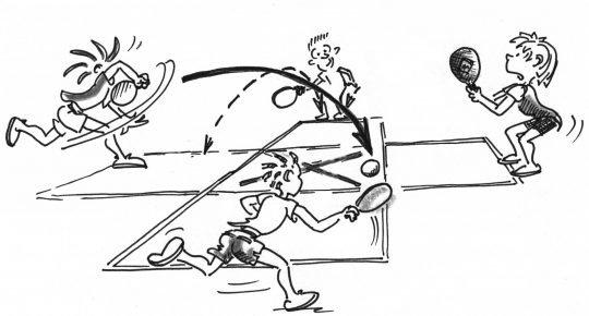 Comic: Symbolbild gemäss Übungsebeschrieb
