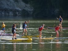 06-07/2019: Stand up paddle SUP