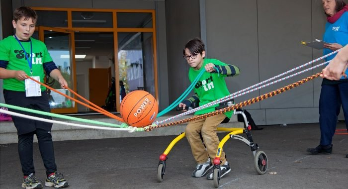 Sport e integrazione: Sportin – l'evento scolastico di sport inclusivo