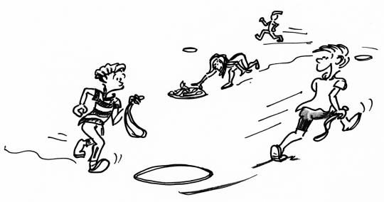 Fumetto: descrizione dell'esercizio