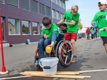 Monatsthema 8/2019:  Inklusion im Sport in der Schule – eine Einführung