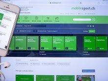 Innnovation: Neu auf mobilesport.ch: Lektionsplanungs-Tool