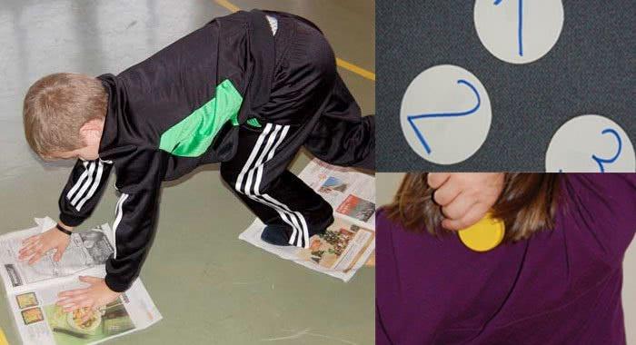 Bewegungsaufgaben für Kinder: Motivationsschübe für zu Hause