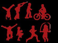 Lektionen – Sport at home: Vorschläge für Lehrpersonen der Volksschule