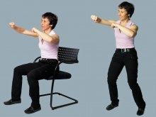 Bewegungstipps: Das tägliche Workout zwischendurch