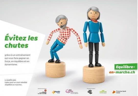 Affiche de la campagne du BPA