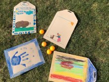 Homeschooling – Für Familien mit Kindern: Alltagsgegenstände als Sportgeräte