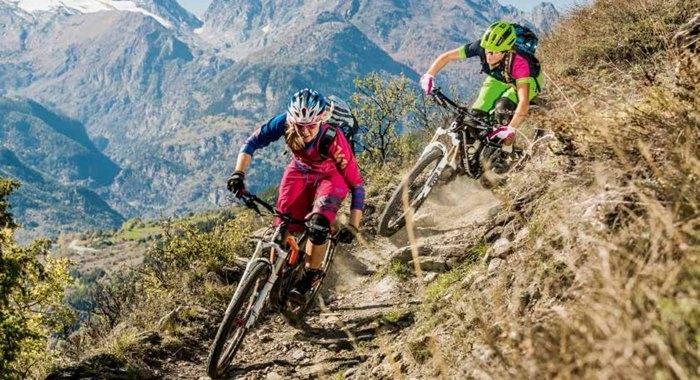 Mountainbike: Technik und Ausdauer trainieren