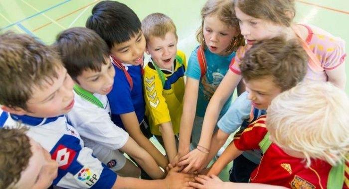 Sport des enfants: Des contenus précieux pour les cours J+S