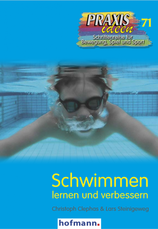 Buchcover. Schwimmen lernen und verbessern.