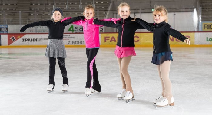 Patinage artistique: Ensemble