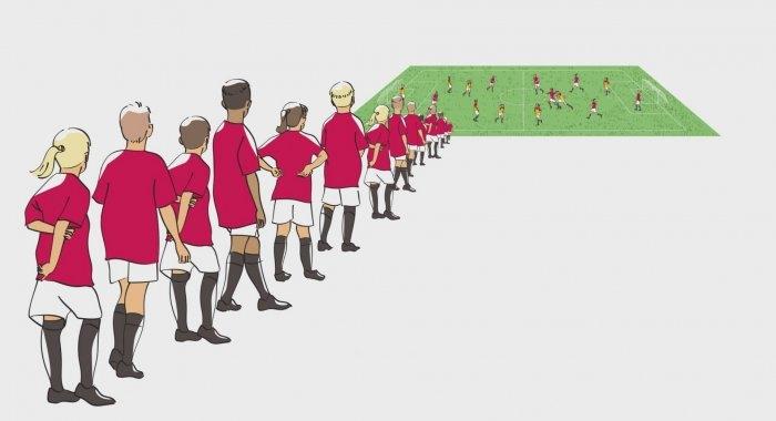 Kinderfussball : Hürden beim Vereinseintritt
