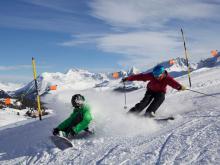 Prevenzione: Esercizi di fitness per sport sulla neve