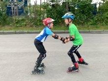 Geschützt: Inline Kids – Koordination: Rückwärts