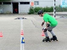 Geschützt: Inline Kids – Kurven: Flotte Kurve