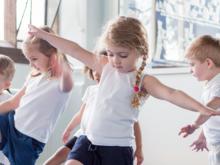 Medientipp: Unterrichtsmittel Sport im Kindergarten