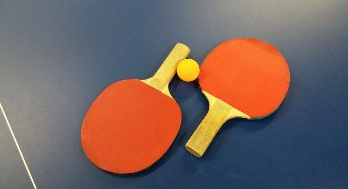 Tennis de table: Pour tous et en toute saison