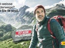 Medientipp: Bergwandern ist kein Spaziergang