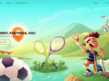 Mediateca: La caccia al tesoro con un tocco sportivo