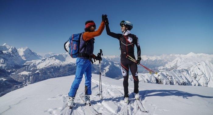 Tema del mese 10/2021: Sci escursionismo
