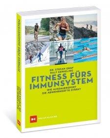 Buchcover: Fitness fürs Immunsystem.