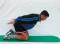 Kraft – Rückenmuskulatur: Kniestand