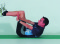 Kraft – Bauchmuskulatur: Sit-ups schräg