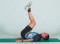 Kraft – Bauchmuskulatur: Beckenheben