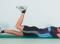Kraft – Bein- und Gesässmuskulatur: Einbeinheben