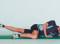 Kraft – Bein- und Gesässmuskulatur: Beinheben in der Seitenlage