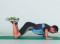 Kraft – Arm- und Schultermuskulatur: Liegestütz auf Knien