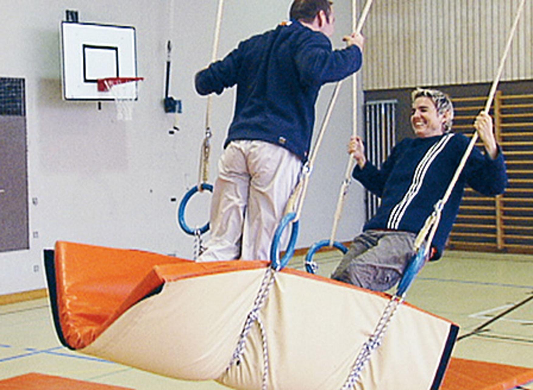 Schaukelringe Fliegender Teppich » mobilesportch