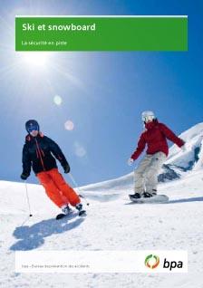 Ski et snowboard: La sécurité en piste