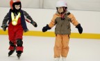 À l'article: J+S-Kids – Patinage: Leçon 2 «Patiner en tournant/carres»