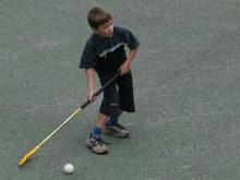 J+S-Kids – Unihockey: Leçon 3 «Moi et la balle 3»
