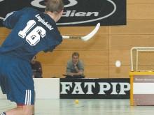 Unihockey – Tirer: Stations