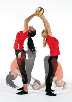 gymnastik ball bungen muskelaufbau fettverbrennung ganzk rper workout. Black Bedroom Furniture Sets. Home Design Ideas