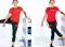 Beweglichkeit – Dynamische Formen: Seitliches Beinpendel