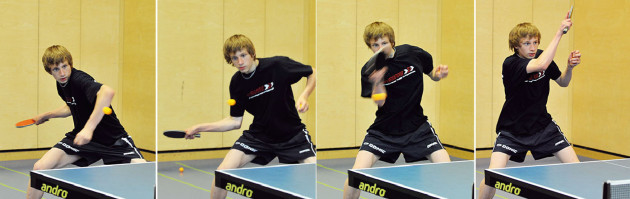 Topspin tischtennis