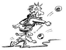 J+S-Kids – Volleyball: Lektion 3 «Prellen»