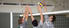 J+S-Kids – Volleyball: Lektion 1 «Sich verschieben»