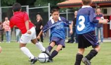 G+S-Kids – Calcio: Lezione 1 «Dalla conduzione della palla al dribbling 1»