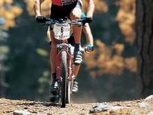 Mountainbike: Gioco d'inseguimento