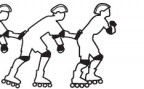 À l'article: Inline skating: Jeux d'ombres