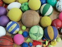 Petits jeux de ballons: Des possibilités infinies