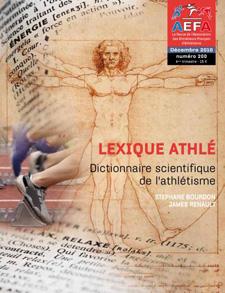 Lexique athlé: dictionnaire scientifique de l'athlétisme
